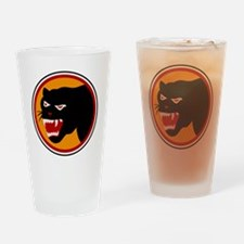 66th Infantry Division Drinking Glass