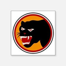 """66th Infantry Division Square Sticker 3"""" x 3"""""""