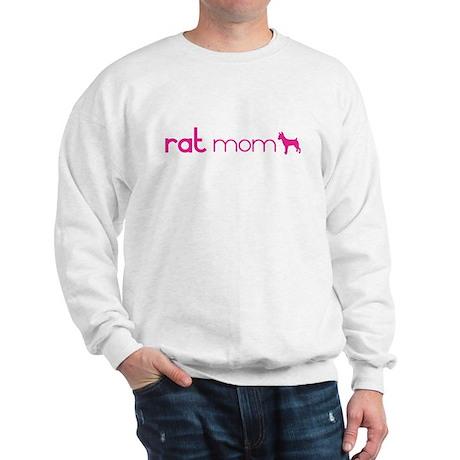 Rat Terrier Mom Sweatshirt