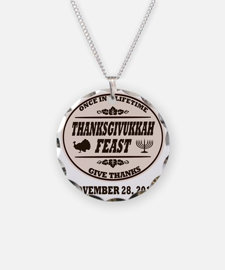 Once in a Lifetime Thanksgiv Necklace