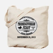 Celebrate Once in a Lifetime Thanksgivukk Tote Bag
