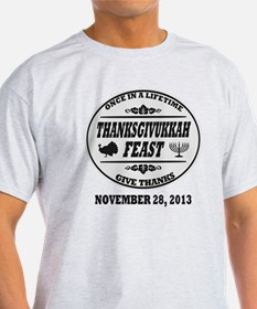 Celebrate Once in a Lifetime Thanksg T-Shirt
