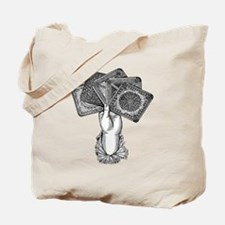 Fortune's Hand Tote Bag