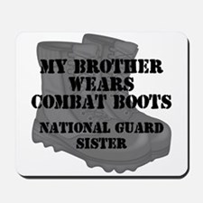 National Guard Sister Brother Combat Boots Mousepa