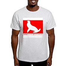 SCUBA Sealion Aquaholic T-Shirt