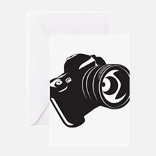 Camera - Photographer Greeting Cards