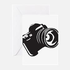 Camera - Photographer Greeting Cards