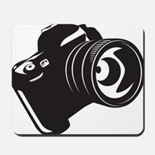 Camera - Photographer Mousepad
