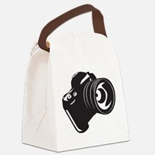 Camera - Photographer Canvas Lunch Bag