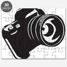 Camera - Photographer Puzzle