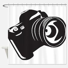 Camera - Photographer Shower Curtain