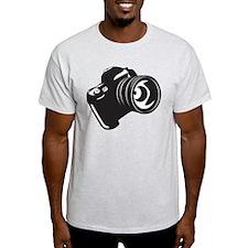 Camera - Photographer T-Shirt