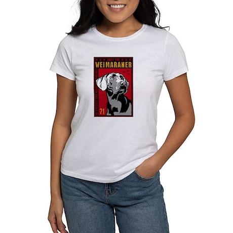 Obey The Weimaraner! Women's T-Shirt