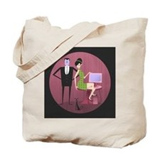 Mind of the Modern Professional Tote Bag