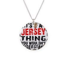 Jersey Thing Necklace