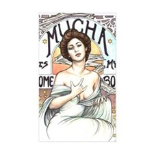 Mucha is my Homeboy Decal