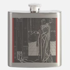 The Masque of the Red Death Flask
