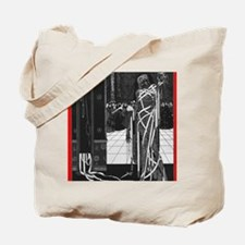The Masque of the Red Death Tote Bag