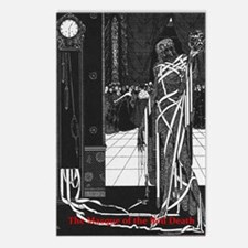 The Masque of the Red Dea Postcards (Package of 8)