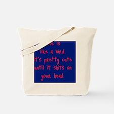 likeabird_r_rnd2 Tote Bag