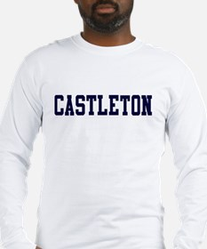 castleton2 Long Sleeve T-Shirt