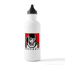 FOUCAULT philosophy Water Bottle