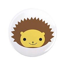 Hedgehog 3.5&Quot; Button