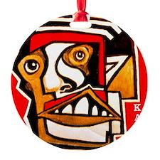 KAFKA writer Ornament