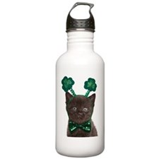 shamrock_note_front Water Bottle
