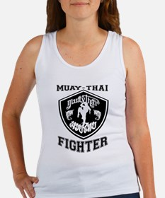 Muay Thay Fighter Tank Top
