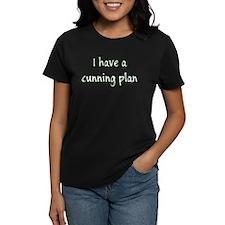 Cunning Plan T-Shirt