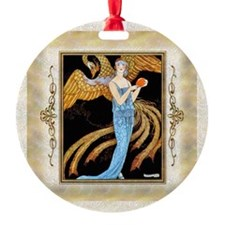 Keepsake 7 july ADF-Phoenix Ornament