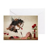 Dachshund love Stationery