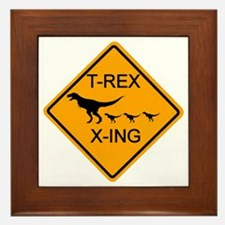 rs_T-REX X-ING Framed Tile