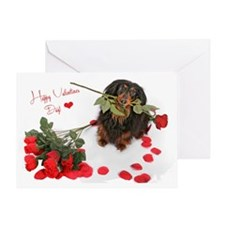 Hallie Greeting Card