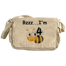 BUMBLEBEE4 Messenger Bag