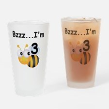 BUMBLEBEE3 Drinking Glass