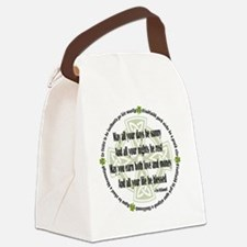 AllLifeBlessed Canvas Lunch Bag