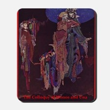 Colloquy of Monos and Una Mousepad