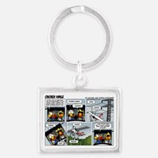 cw2L0032 (new) Landscape Keychain