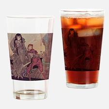 Ligiea by Edgar Allan Poe Drinking Glass