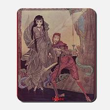 Ligiea by Edgar Allan Poe Mousepad