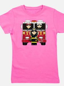 Fireman Pad8 Girl's Tee