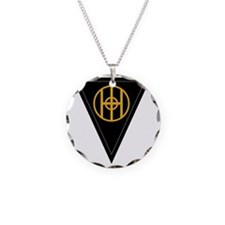 83rd Infantry Division Necklace