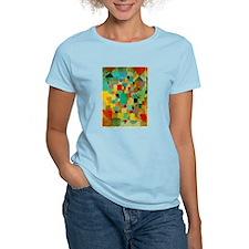 Tunisian Gardens by Klee T-Shirt
