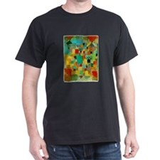 Tunisian Gardens by Klee T-Shirt