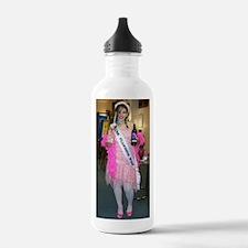 Drunk Flamingo Wine Gi Water Bottle