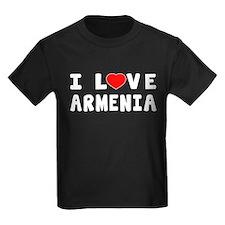 I Love Armenia T