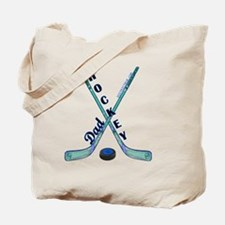 hockey_dad_1 Tote Bag
