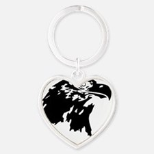 AVN_Mascot_T Heart Keychain